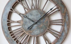 Roman Numeral Wall Clocks Large